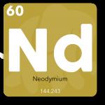 Neodymium bruges i telefonens højttaler og vibrator