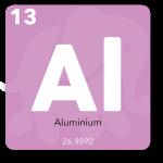 Aluminium bruges i telefonens kasse