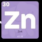 Zink bruges i mobiltelefonens kasse